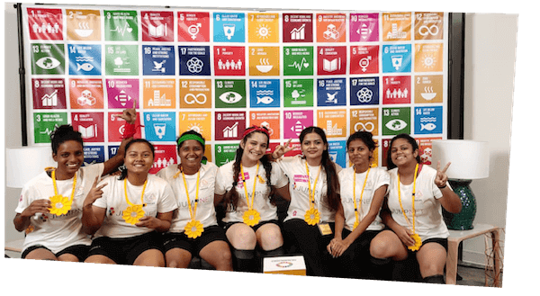 Awards - Global Goals World Cup