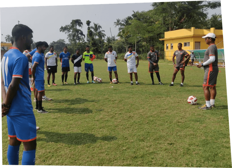 Grassroots Coaching and Leadership